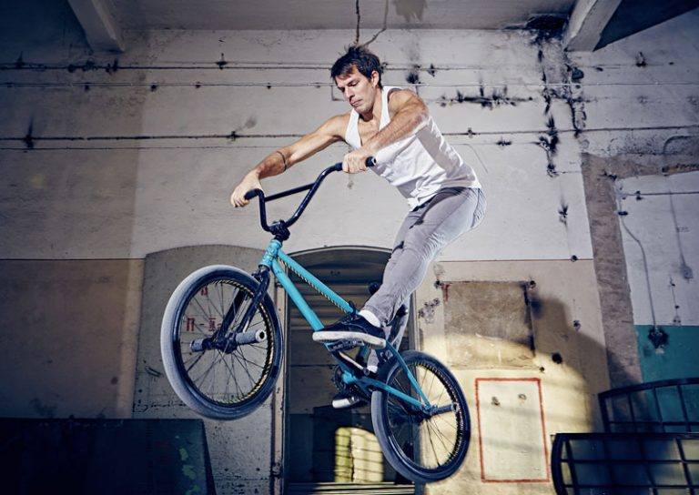 Bmx freestyle professionale