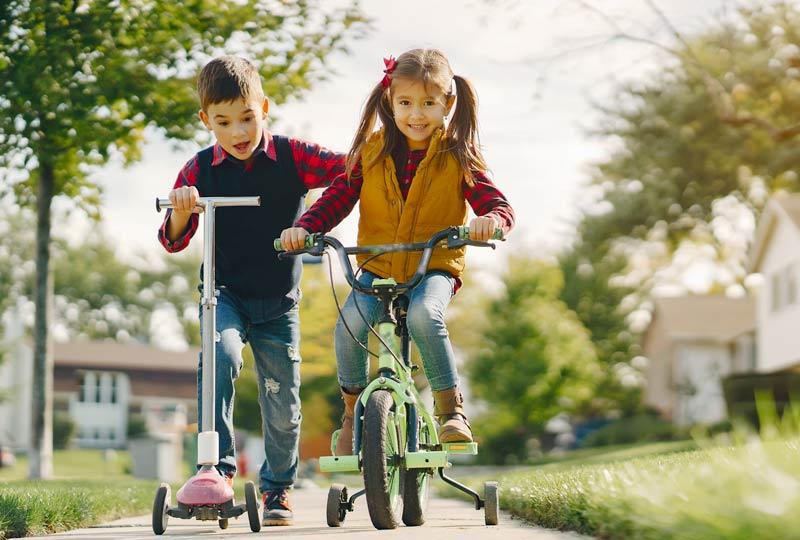Bici per bambini professionale
