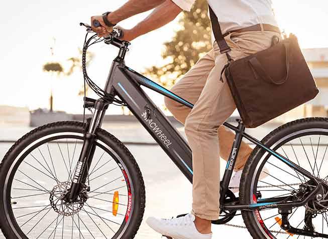 Bici elettrica Macwheel migliore