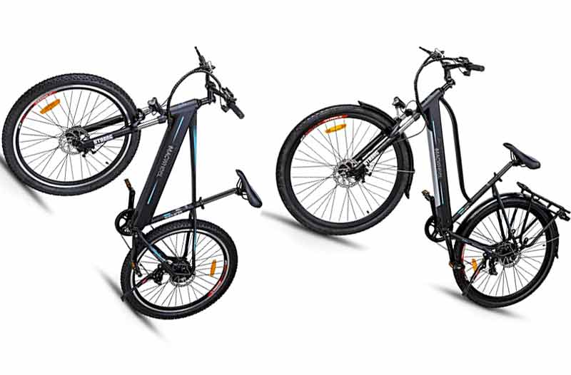 Bici elettrica Macwheel