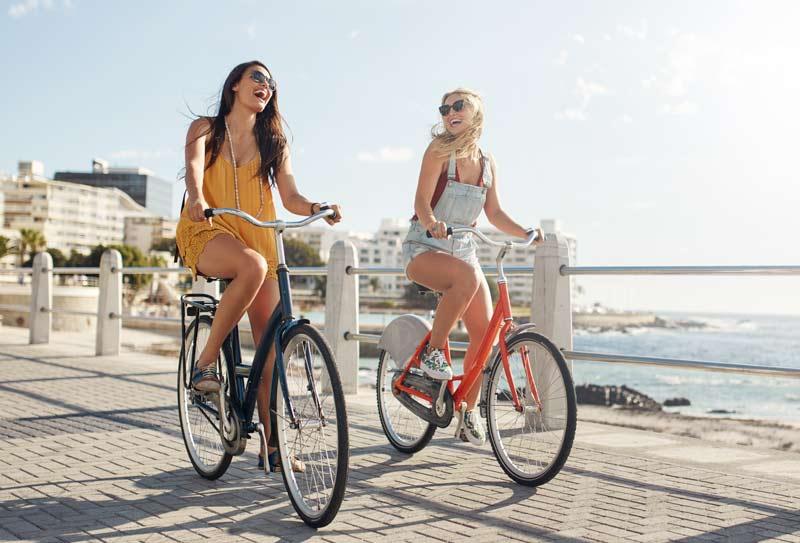 City bike professionale