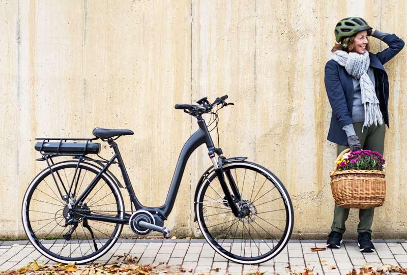 E-Bike da donna