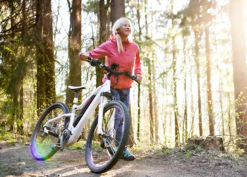 miglior bici elettrica da donna