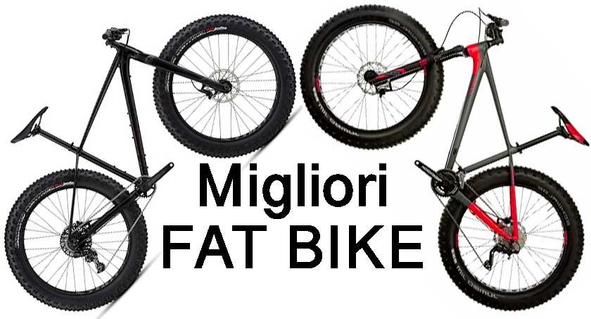 migliori fat bike