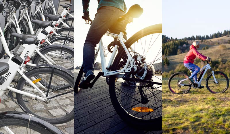 tipologie di E Bike
