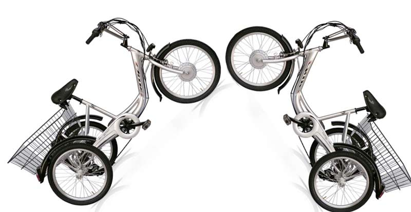 migliori bici a 3 ruote
