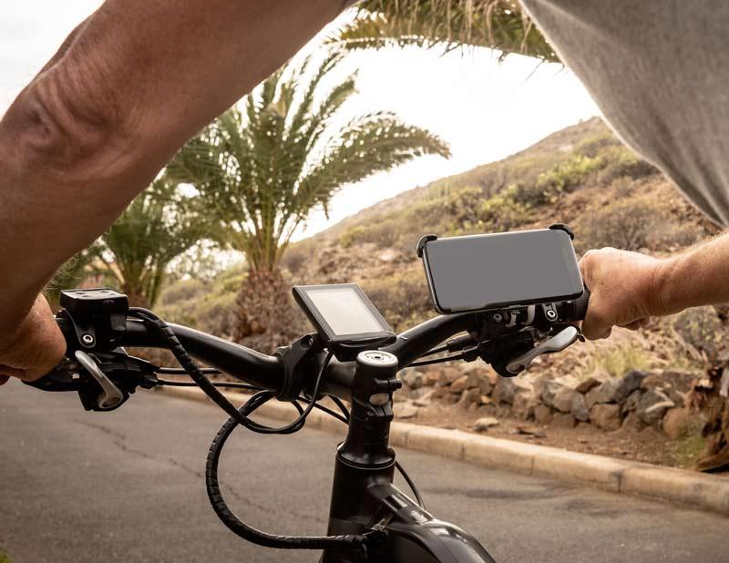 Bici elettrica da passeggio