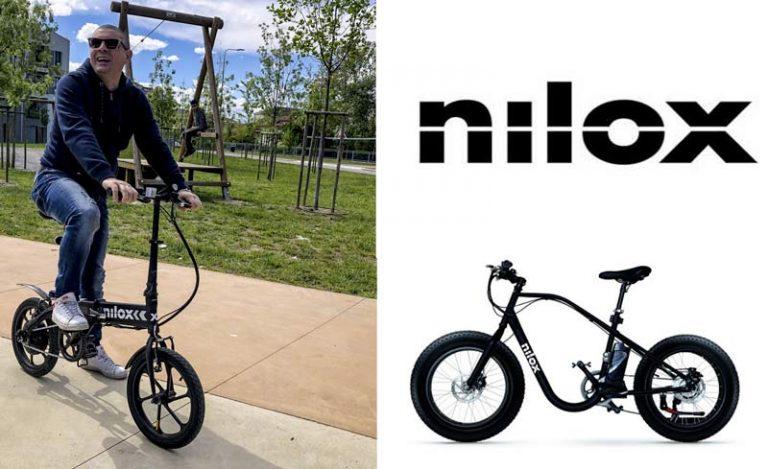 Bici elettriche Nilox