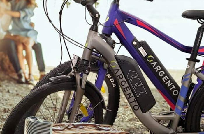 Miglior bici elettrica Argento