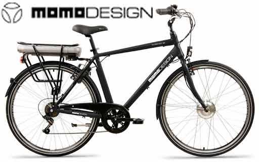 Miglior bici elettrica Momo Design