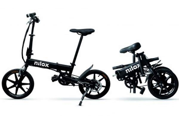 Miglior bici elettrica Nilox