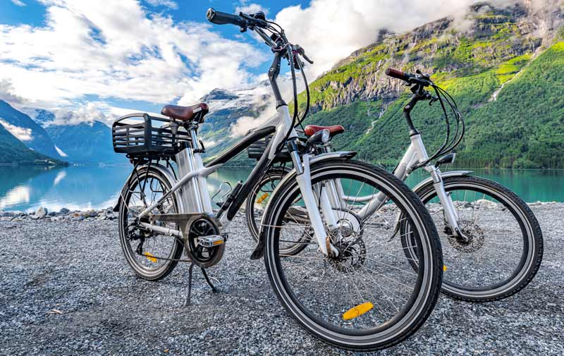 Miglior bici elettrica da passeggio
