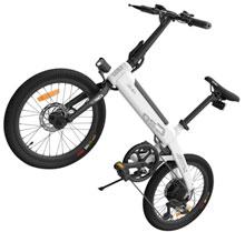 Bici elettrica pieghevole Xiaomi