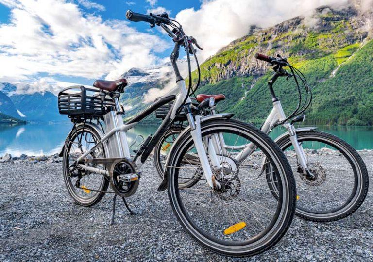 kit trasformazione in bici elettrica