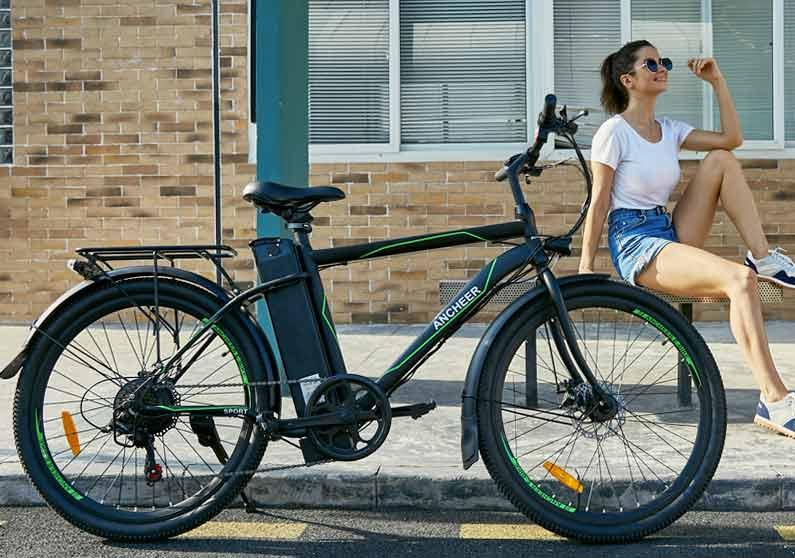 Miglior bici elettrica Ancheer