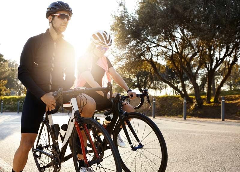 pedali per bici da corsa professionali