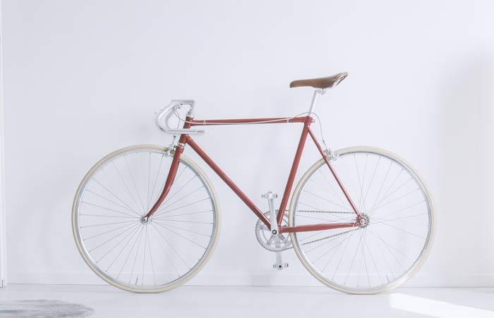 sella per bici vintage