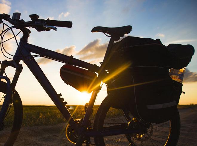 Borse posteriori per bici