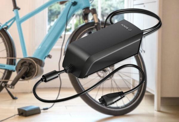 carica batterie per bici elettrica
