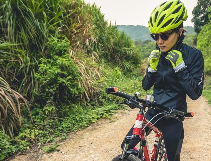 Cardiofrequenzimetro per bici