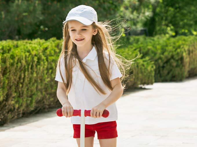 monopattino elettrico per bambini sicuro