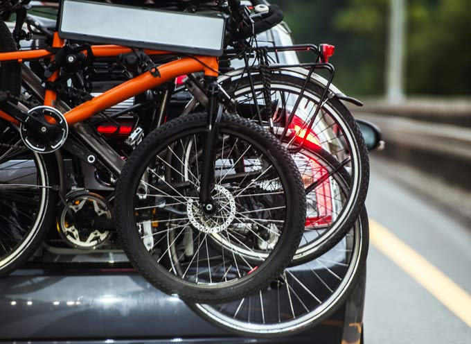 Portabici per E-Bike