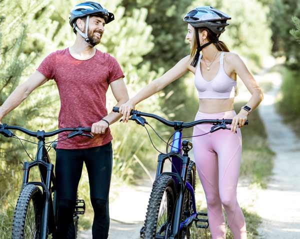 sottosella bici