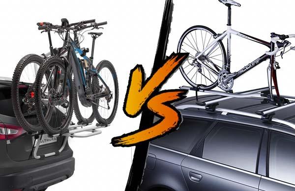 vantaggi del portabici posteriore per auto