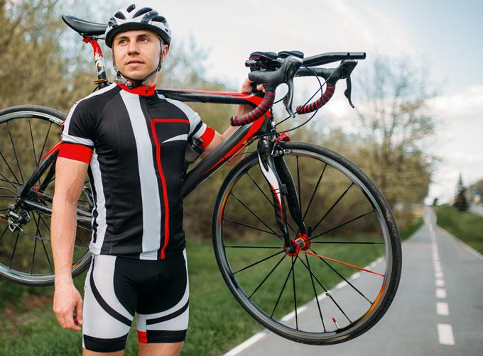 contachilometri per bici da corsa