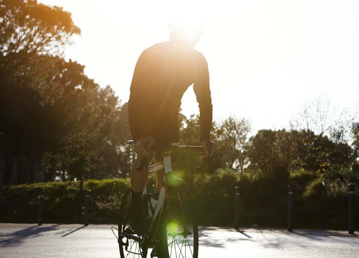 caschetto da ciclismo