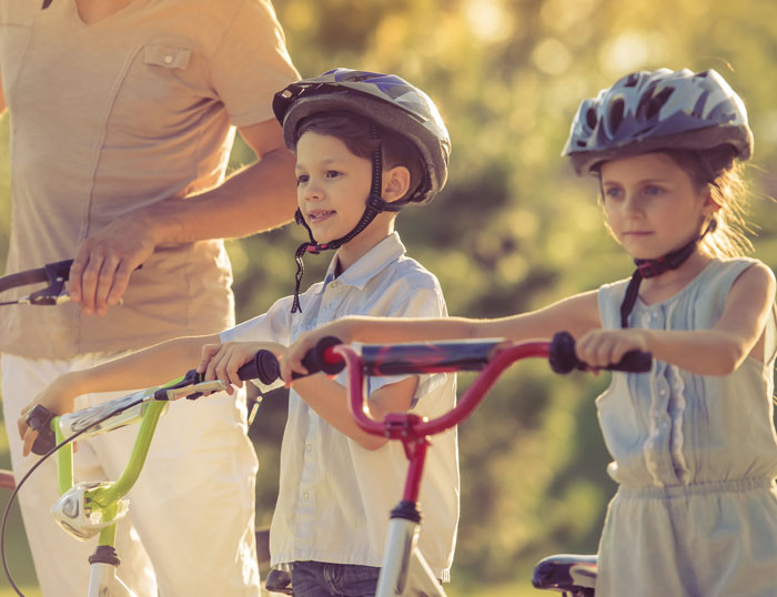 caschi bici per bambini migliori