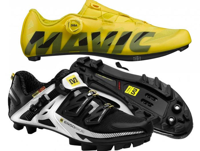 migliori scarpe da mtb Mavic